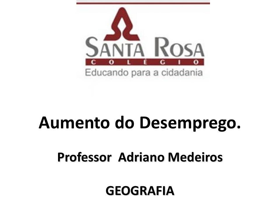 Professor Adriano Medeiros