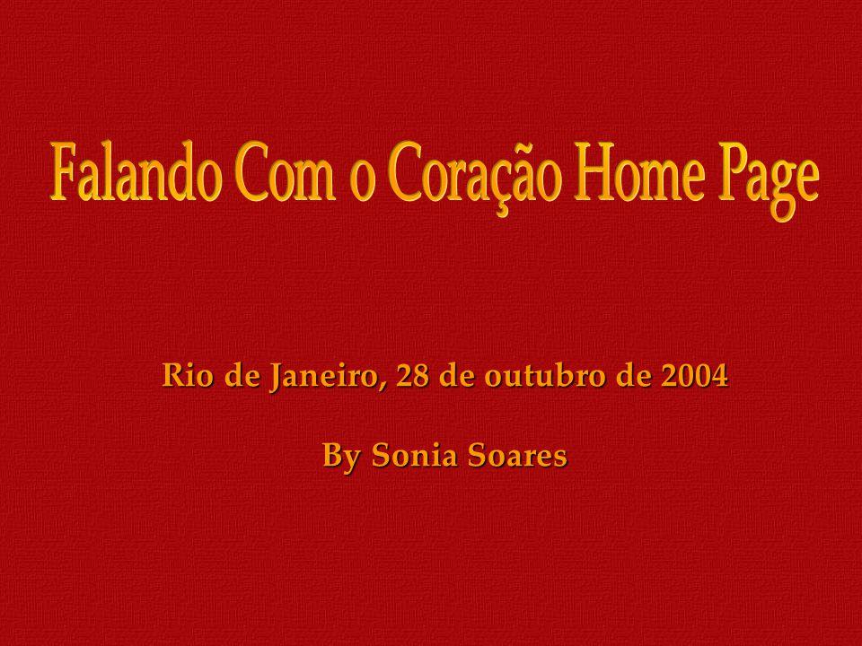 Rio de Janeiro, 28 de outubro de 2004