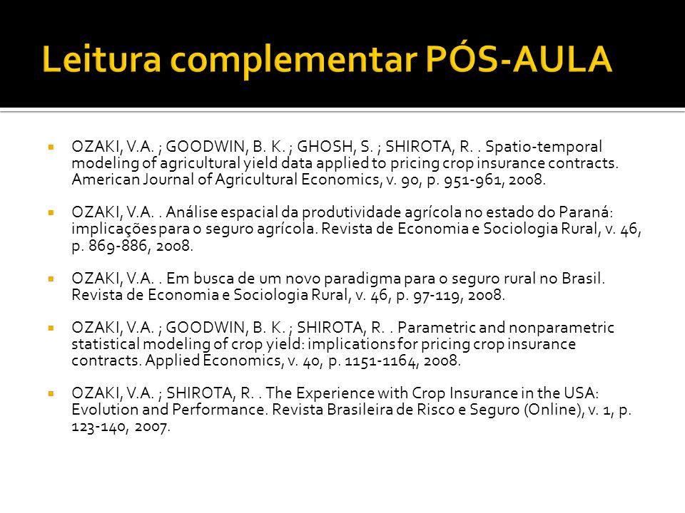 Leitura complementar PÓS-AULA