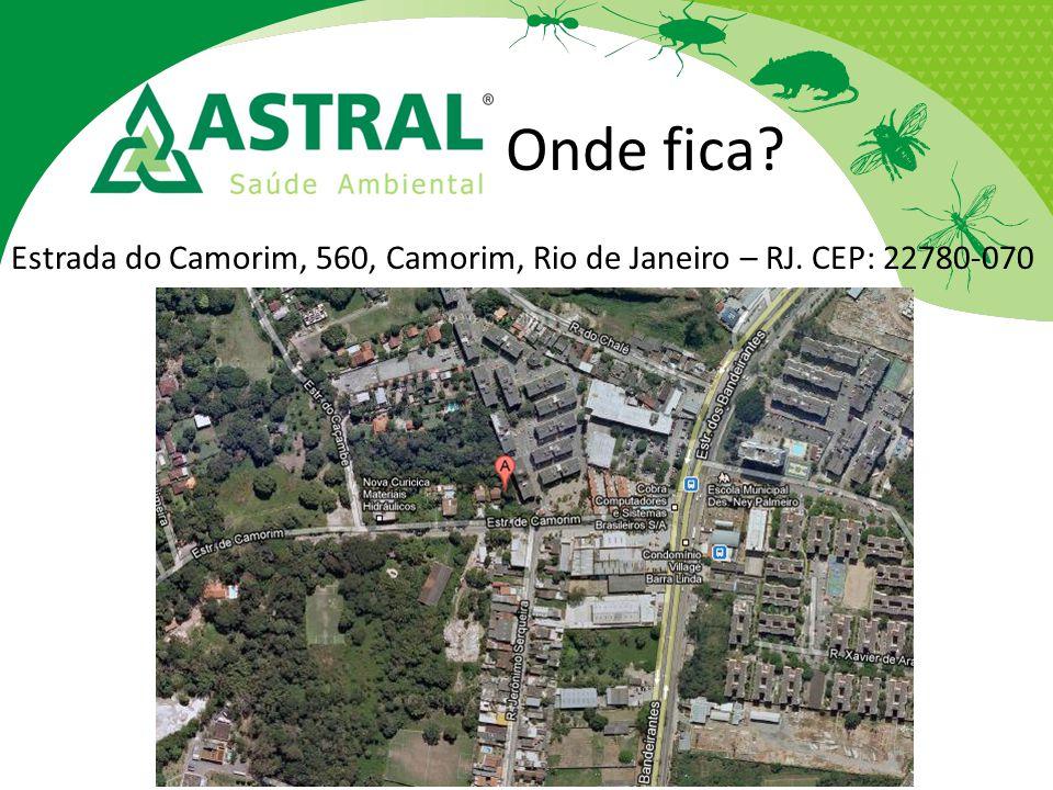 Onde fica Estrada do Camorim, 560, Camorim, Rio de Janeiro – RJ. CEP: 22780-070