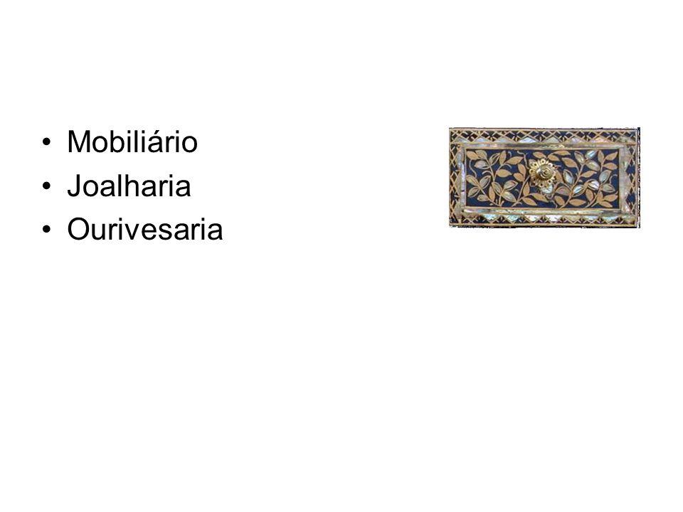 Mobiliário Joalharia Ourivesaria