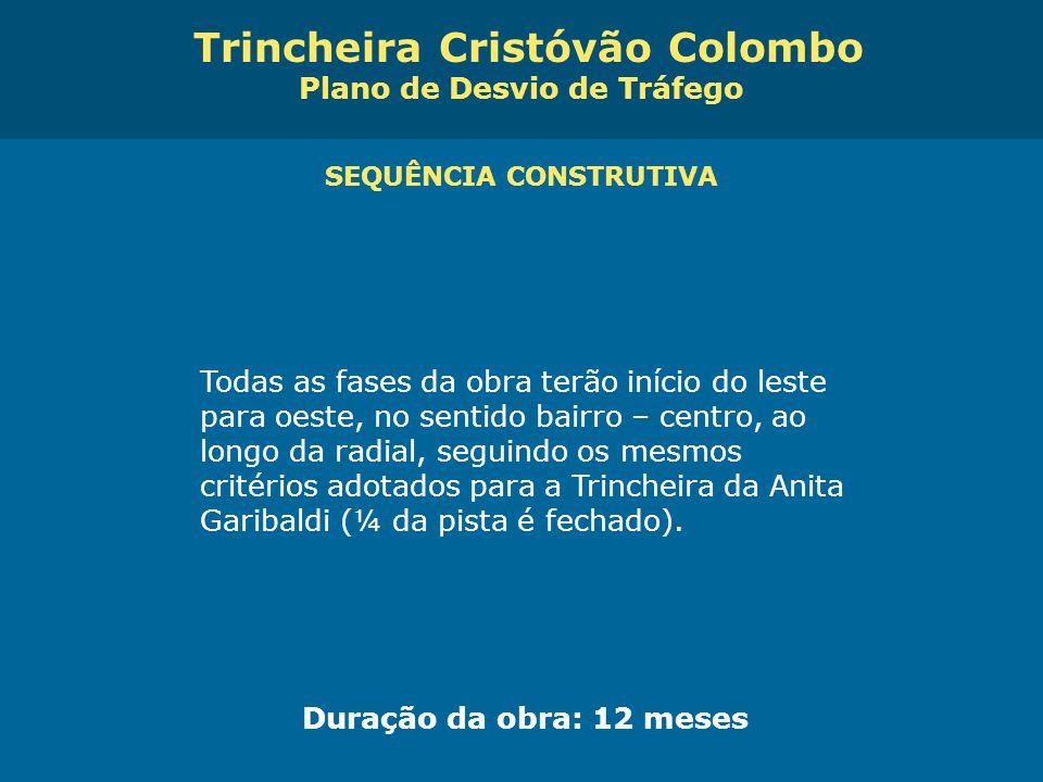 Trincheira Cristóvão Colombo