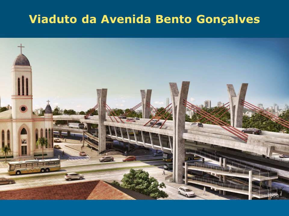 Viaduto da Avenida Bento Gonçalves