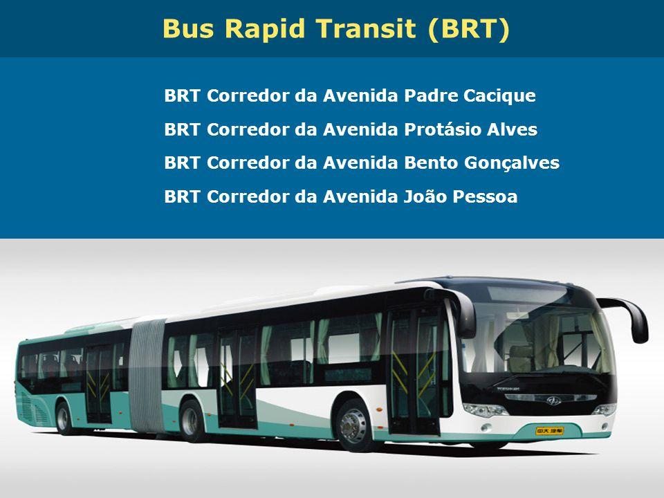 Bus Rapid Transit (BRT)
