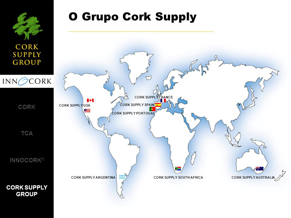 CORK SUPPLY SOUTH AFRICA