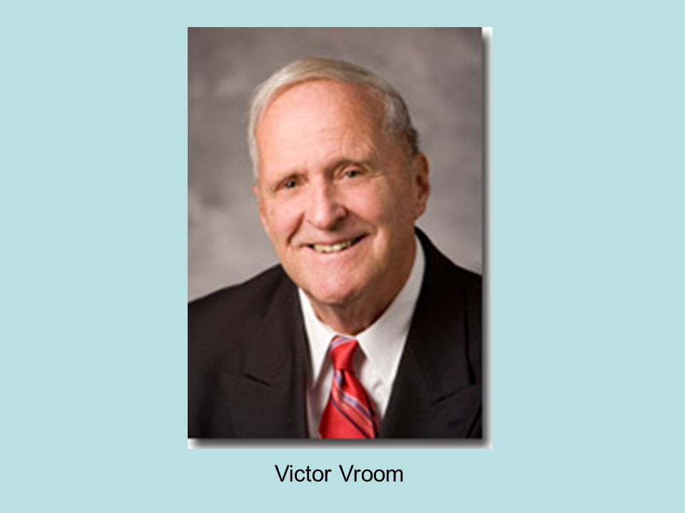 Victor Vroom