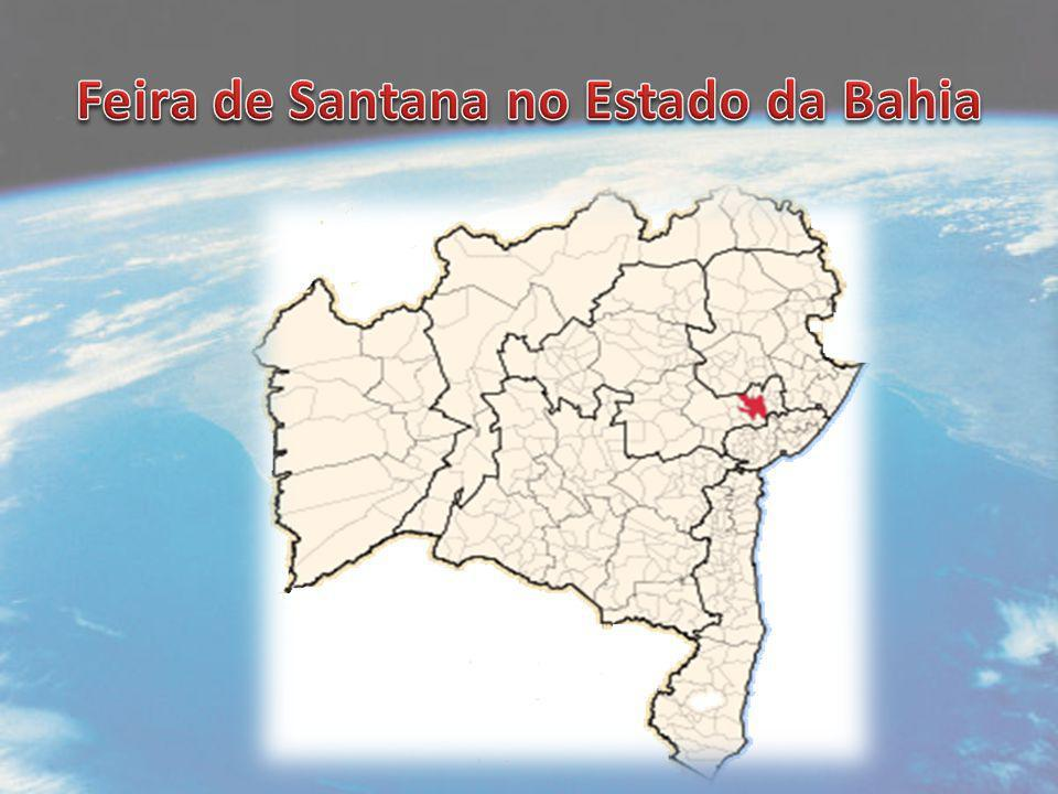 Feira de Santana no Estado da Bahia