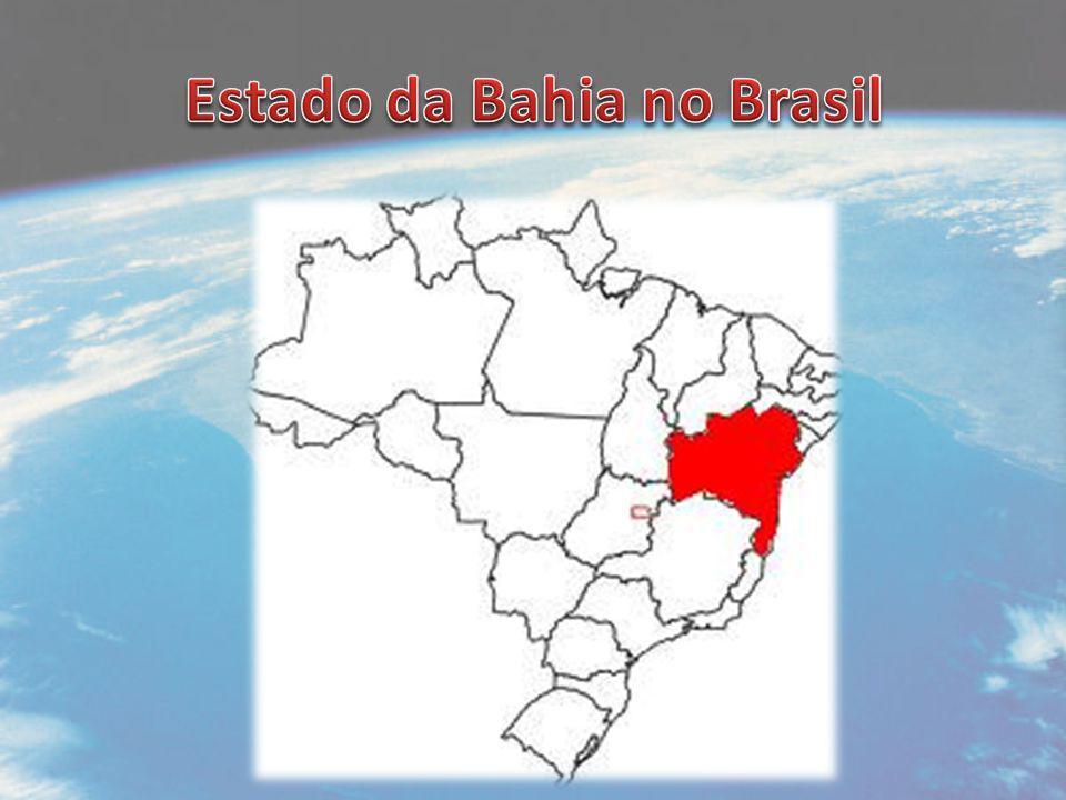 Estado da Bahia no Brasil