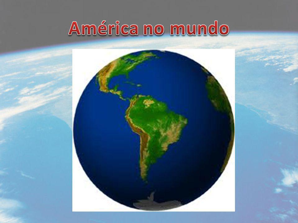 América no mundo