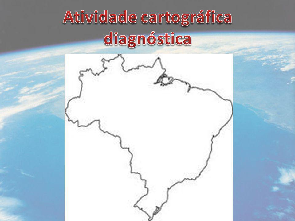 Atividade cartográfica diagnóstica
