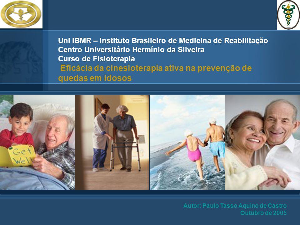 Uni IBMR – Instituto Brasileiro de Medicina de Reabilitação