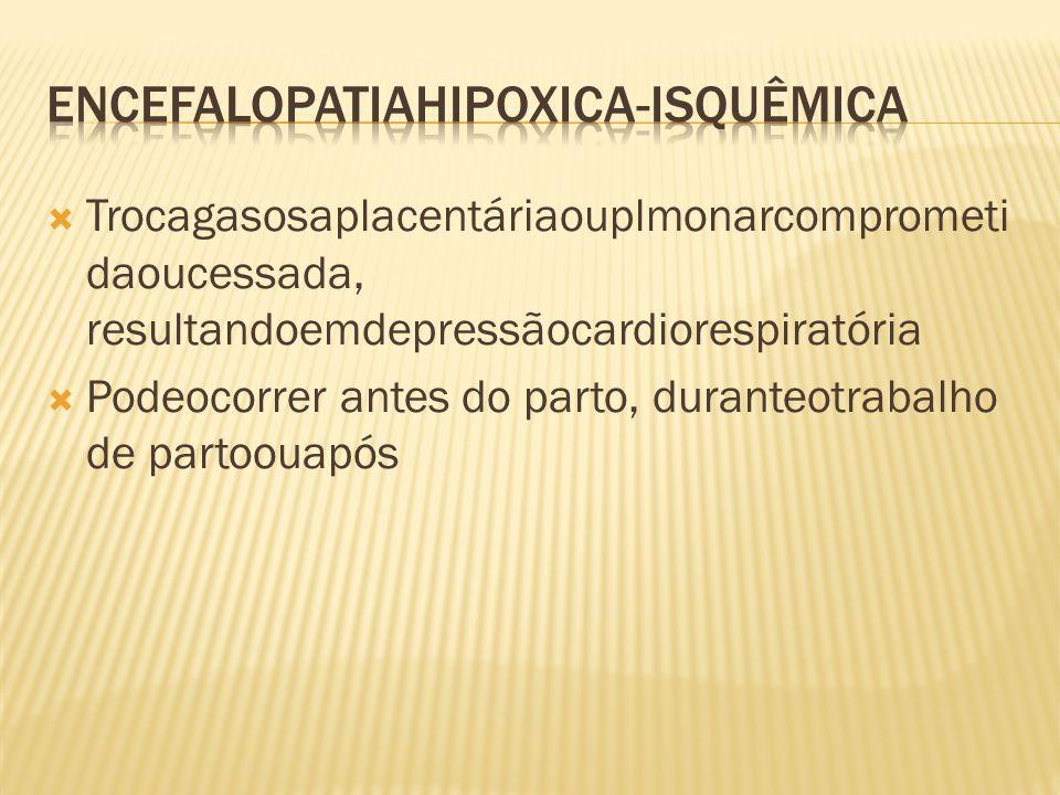 Encefalopatiahipoxica-isquêmica