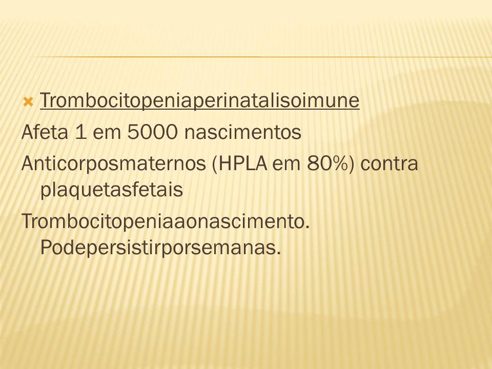 Trombocitopeniaperinatalisoimune