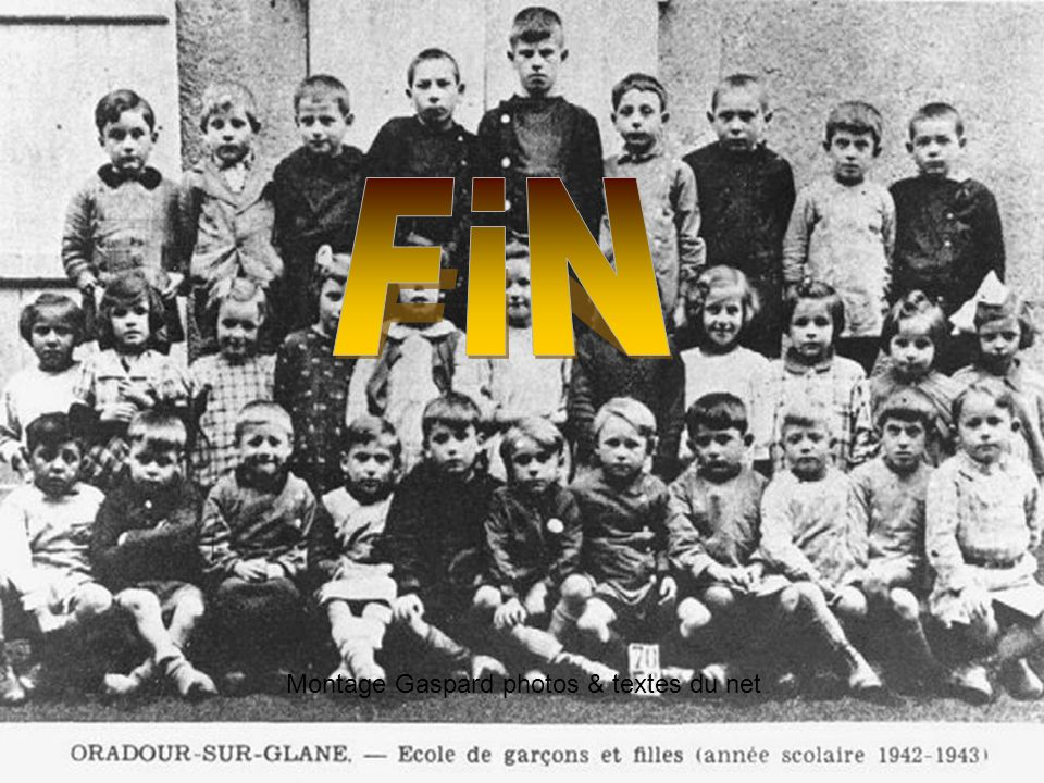 FiN Montage Gaspard photos & textes du net