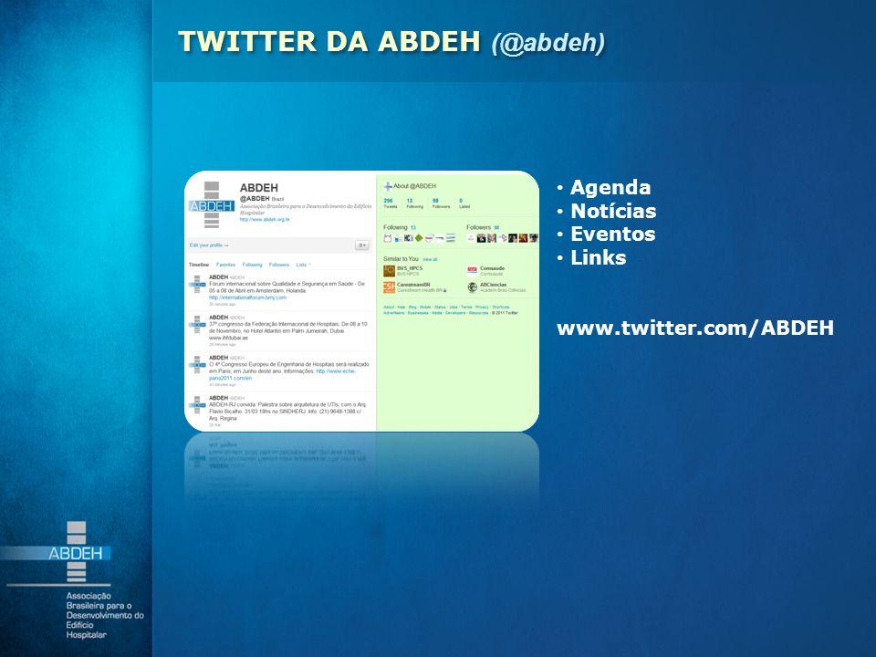 TWITTER DA ABDEH (@abdeh)