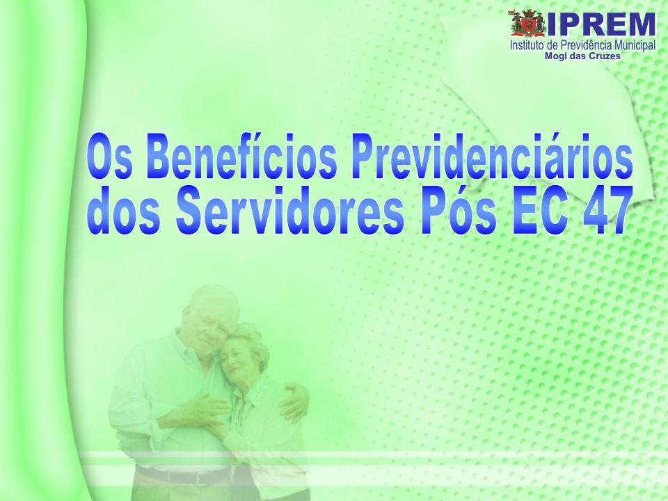 Os Benefícios Previdenciários
