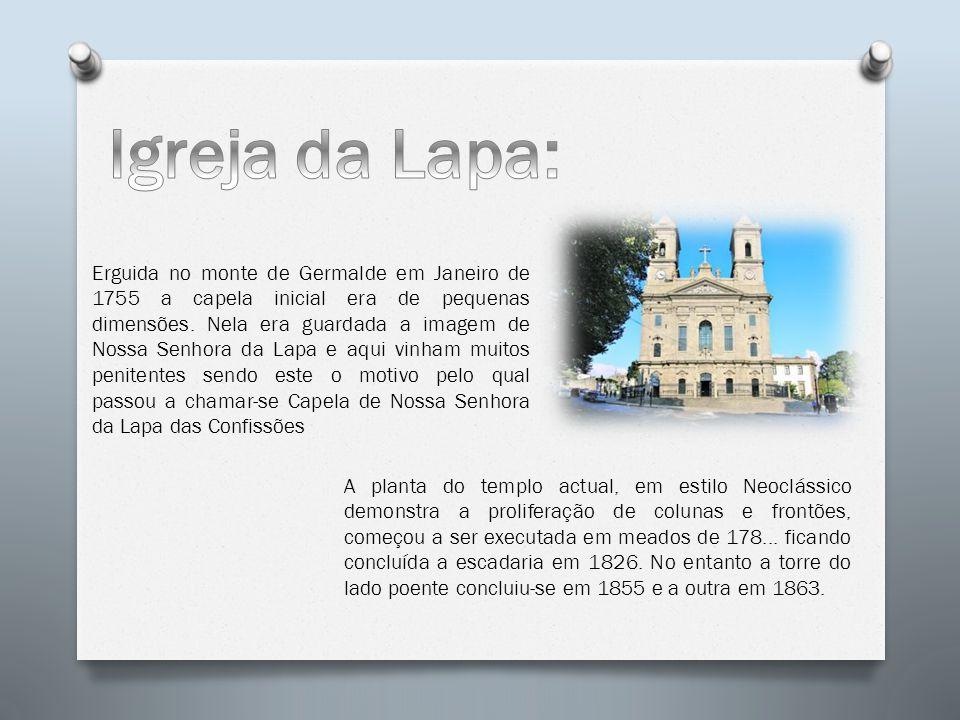 Igreja da Lapa: