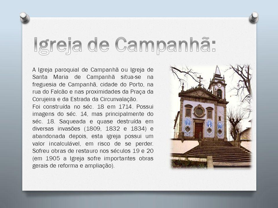 Igreja de Campanhã: