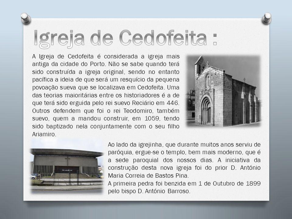 Igreja de Cedofeita :