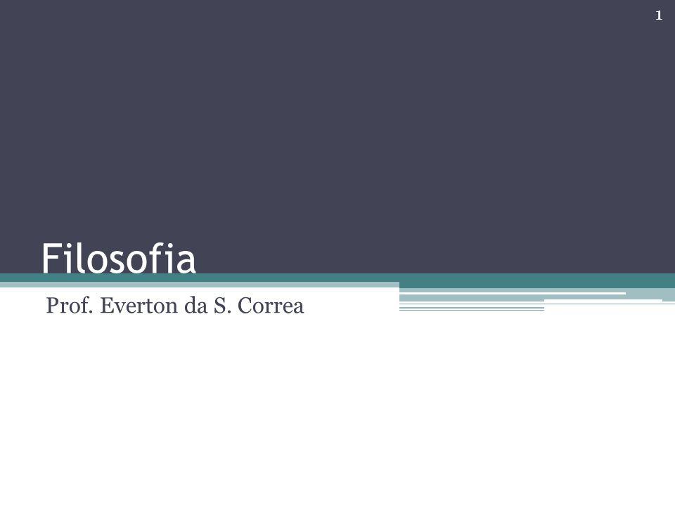 Prof. Everton da S. Correa