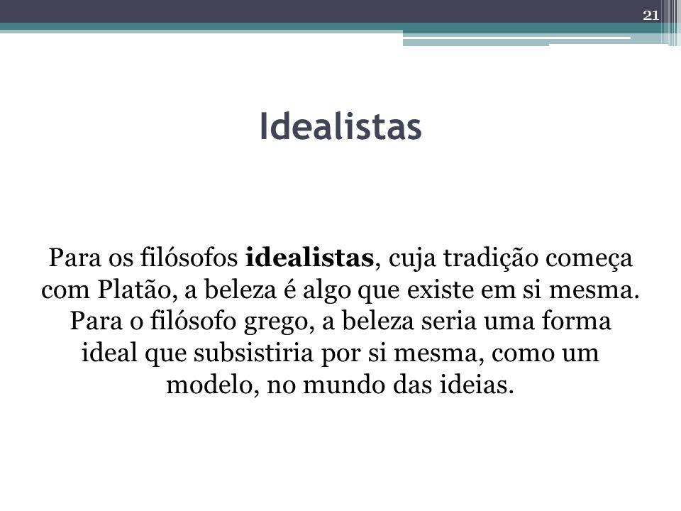 Idealistas