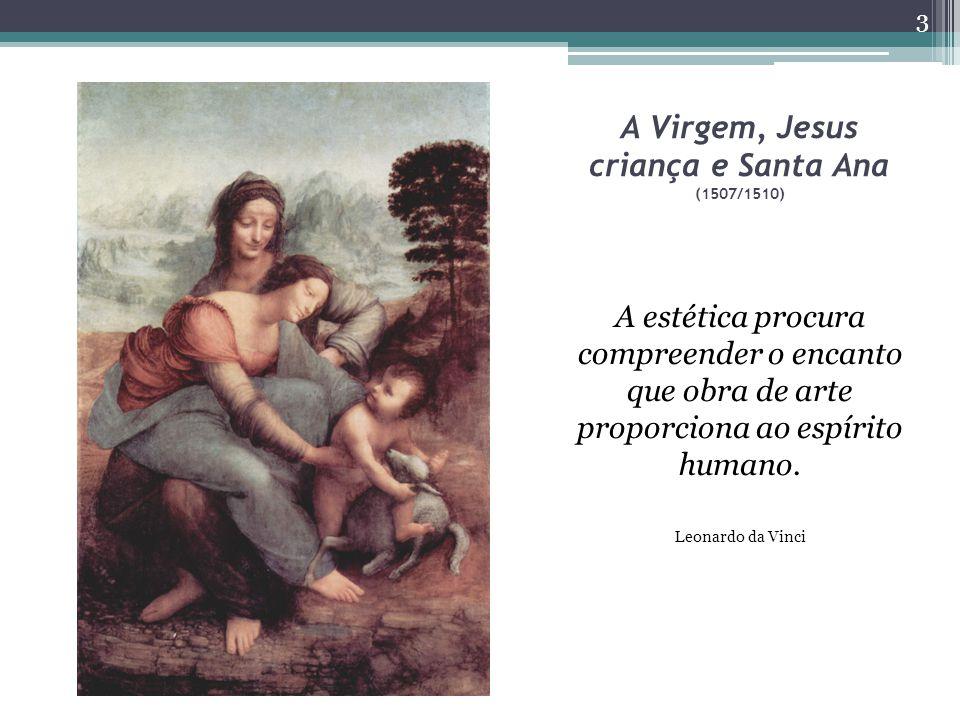 A Virgem, Jesus criança e Santa Ana (1507/1510)