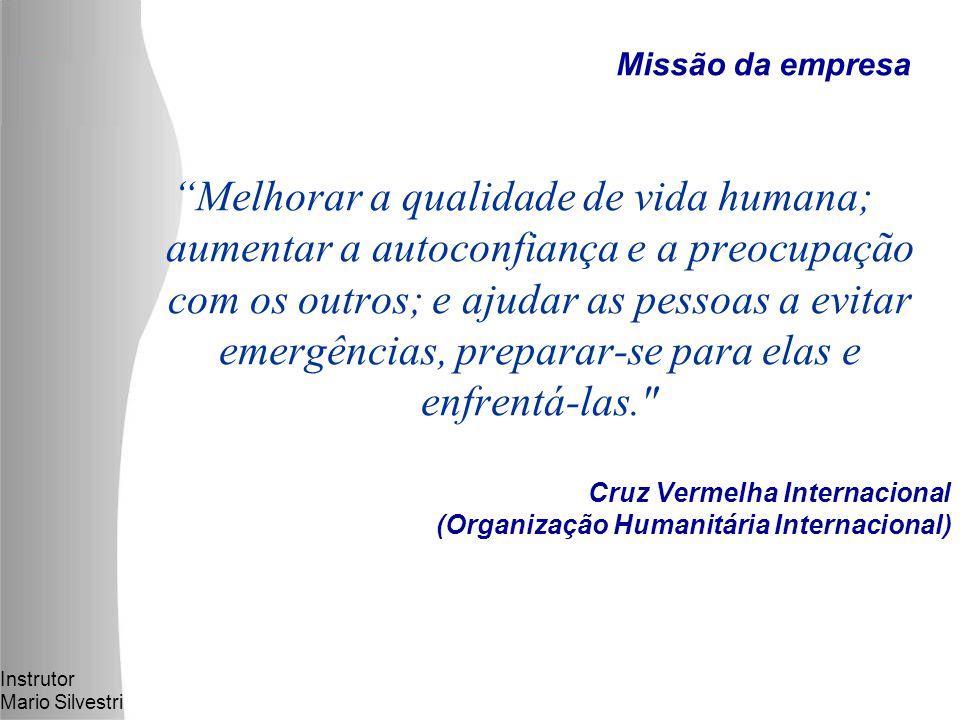Cruz Vermelha Internacional (Organização Humanitária Internacional)
