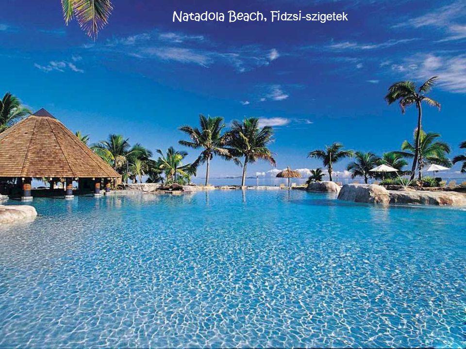 Natadola Beach, Fidzsi-szigetek