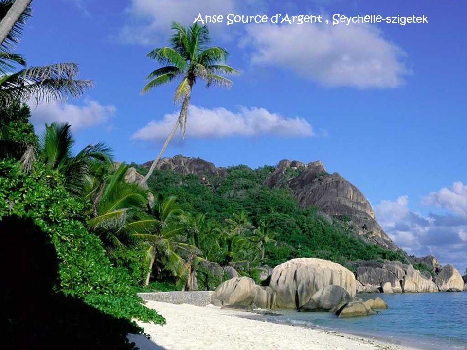 Anse Source d'Argent , Seychelle-szigetek