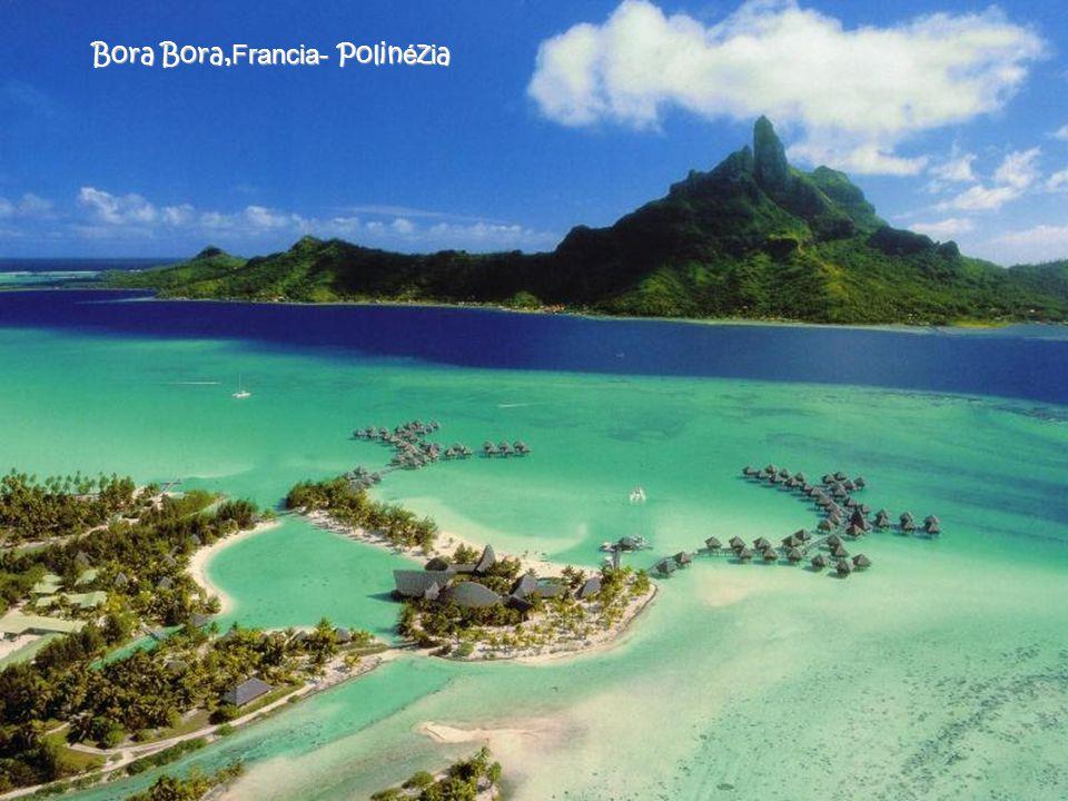 Bora Bora,Francia- Polinézia