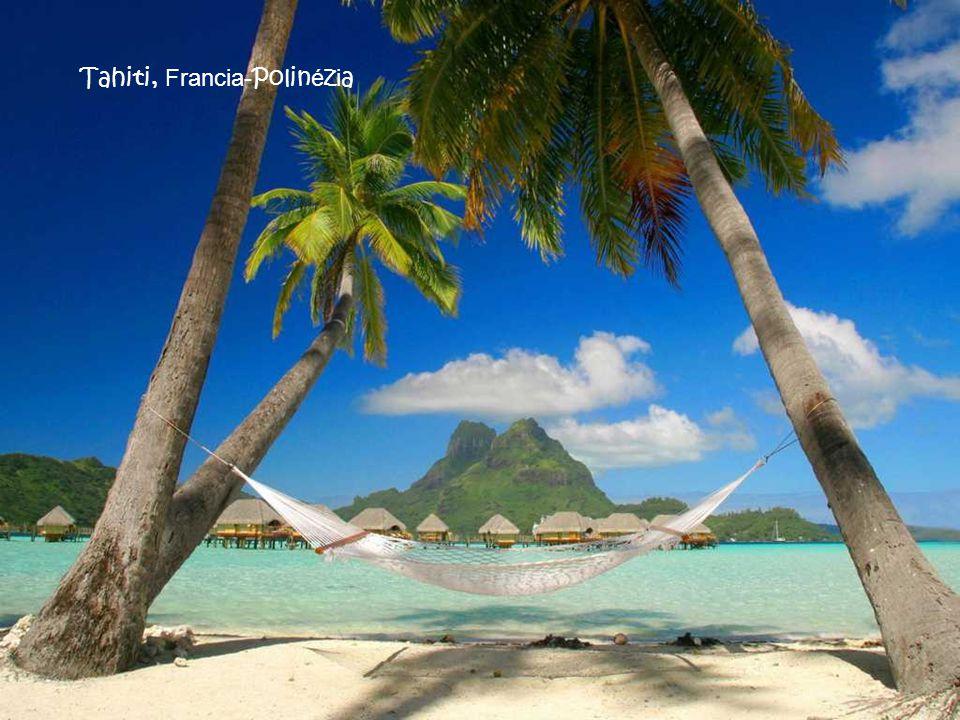 Tahiti, Francia-Polinézia