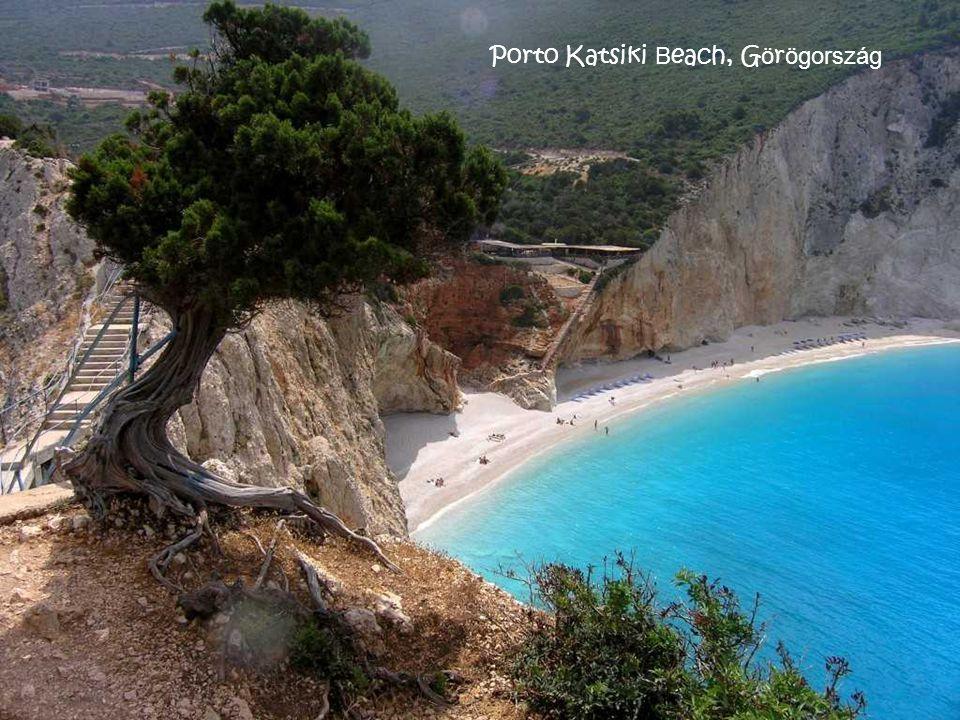 Porto Katsiki Beach, Görögország