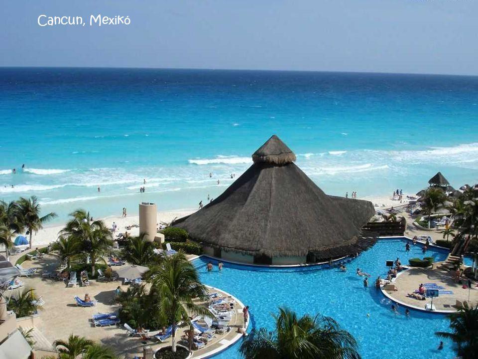 Cancun, Mexikó