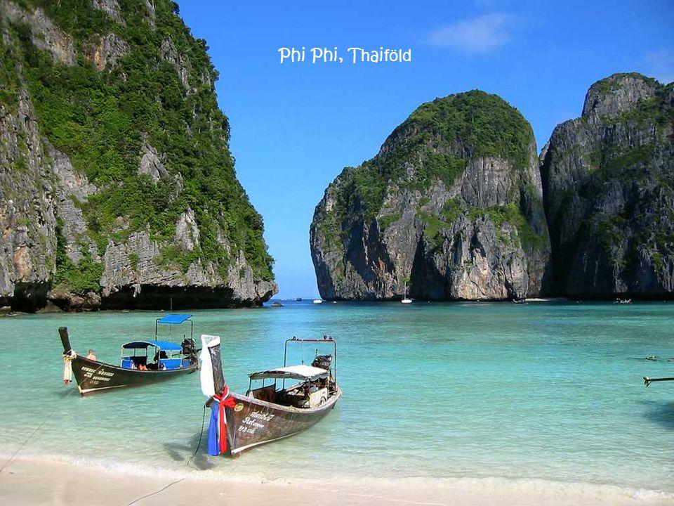 Phi Phi, Thaiföld