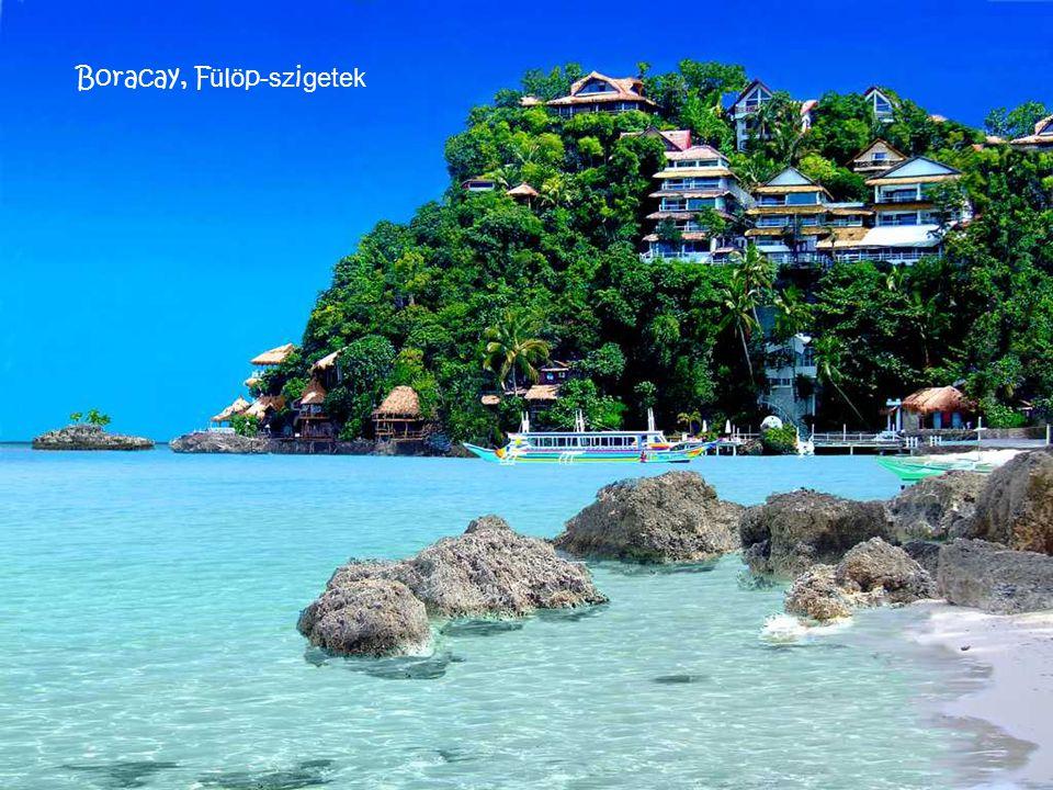 Boracay, Fülöp-szigetek