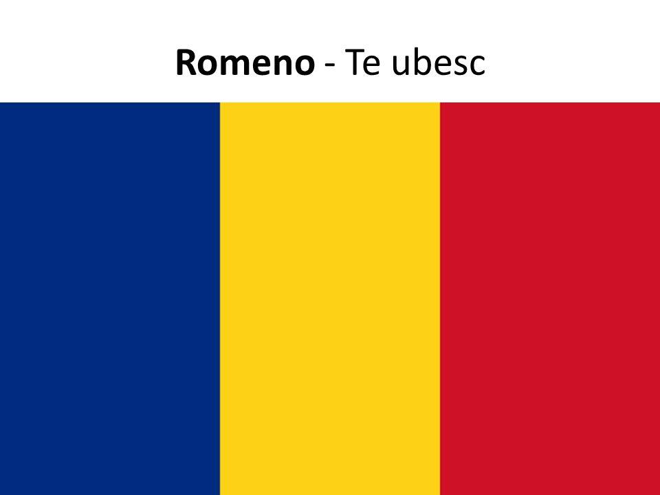 Romeno - Te ubesc