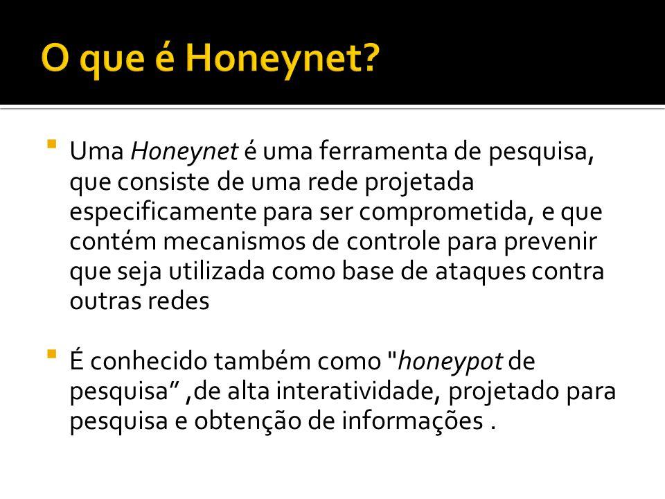 O que é Honeynet