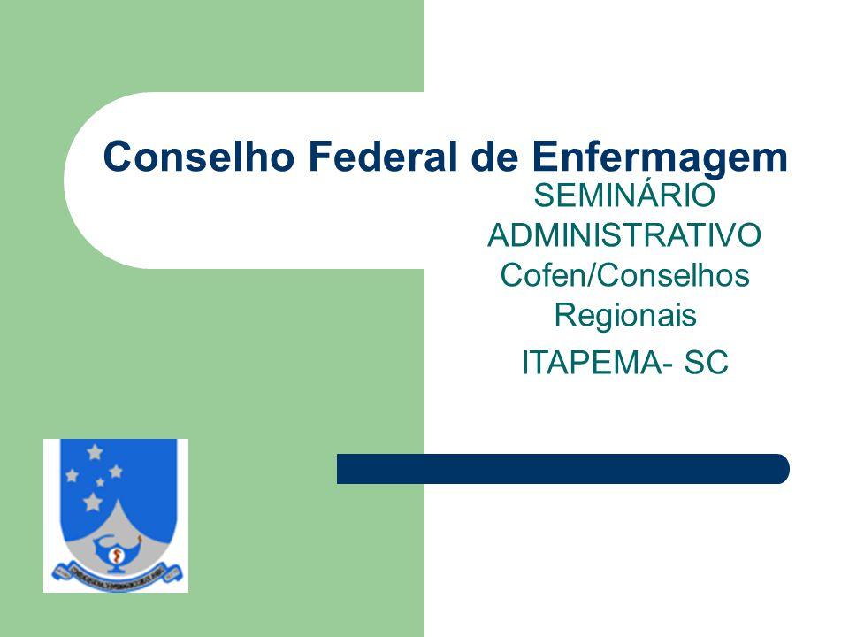 Conselho Federal de Enfermagem