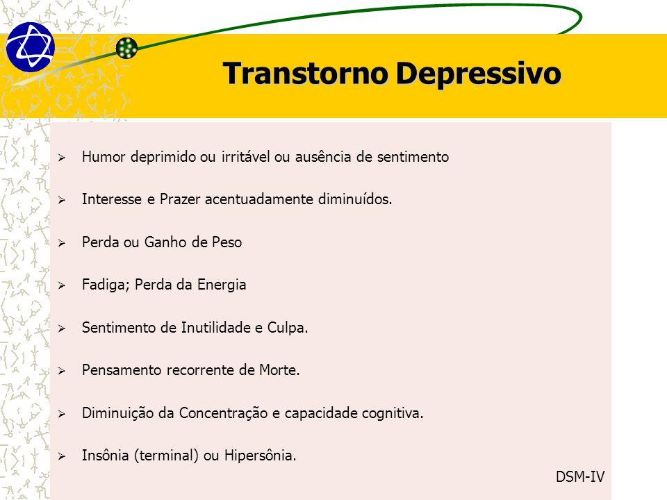 Transtorno Depressivo