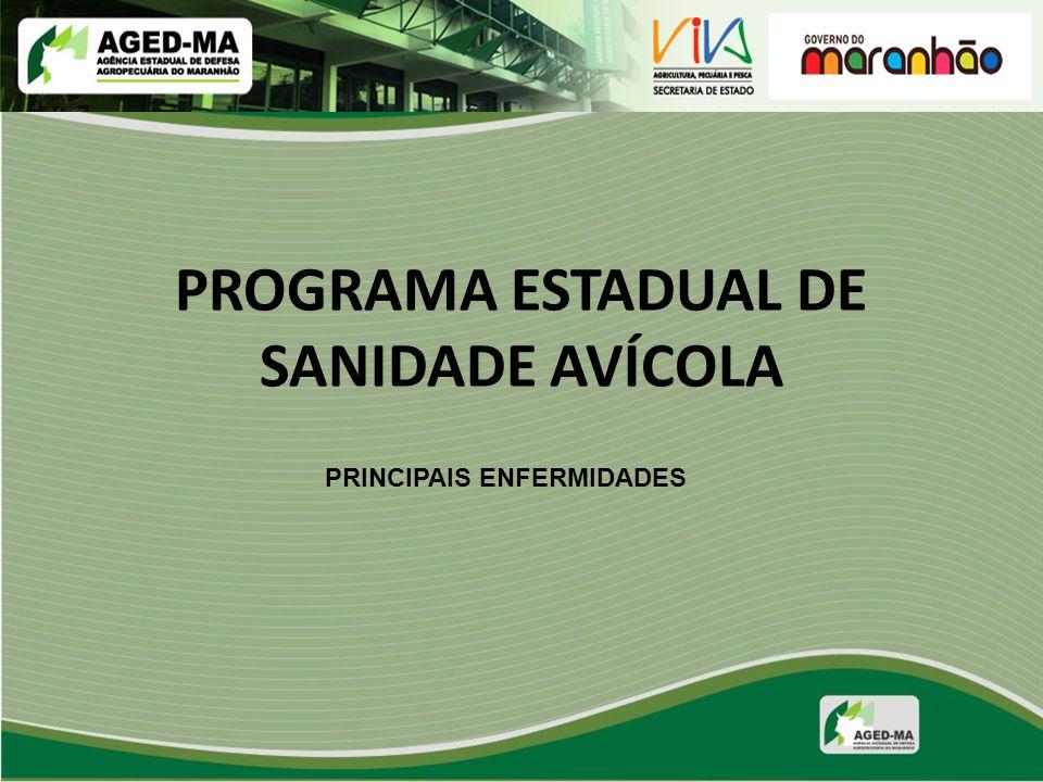 PROGRAMA ESTADUAL DE SANIDADE AVÍCOLA