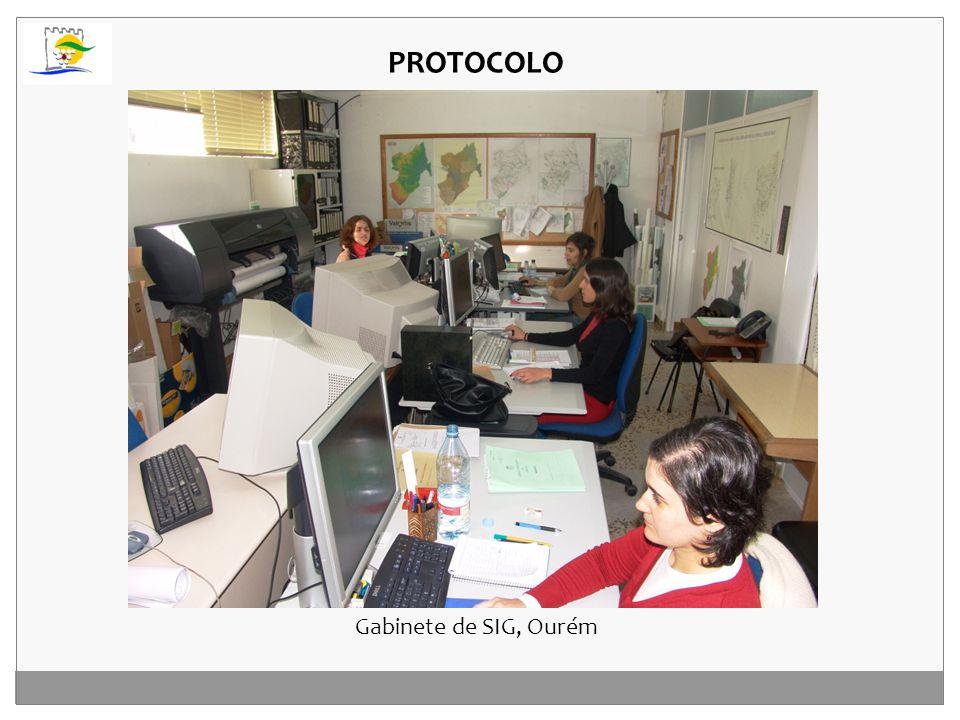 PROTOCOLO Gabinete de SIG, Ourém