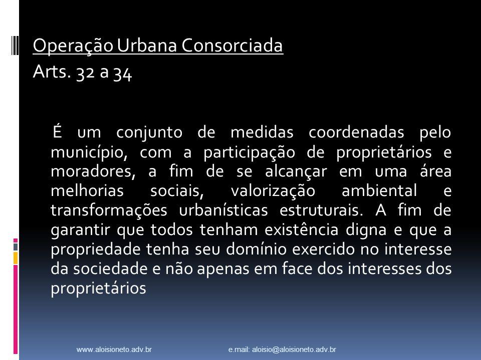 Operação Urbana Consorciada Arts