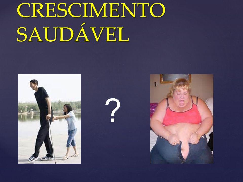 CRESCIMENTO SAUDÁVEL
