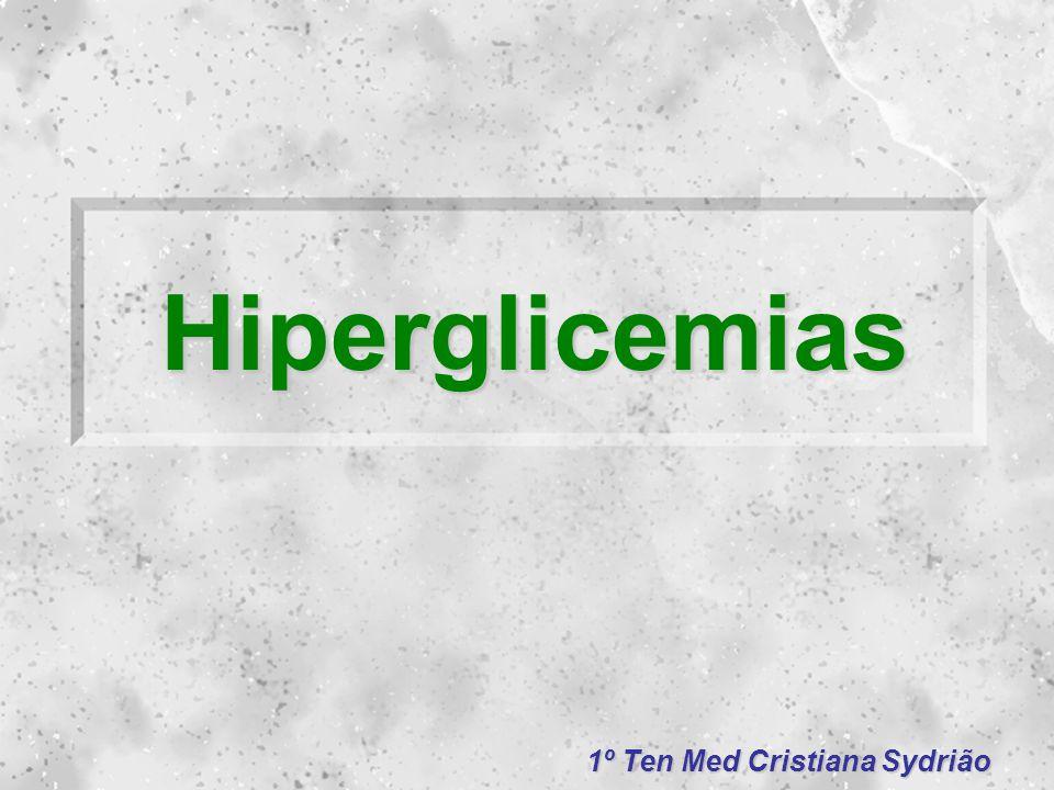 Hiperglicemias
