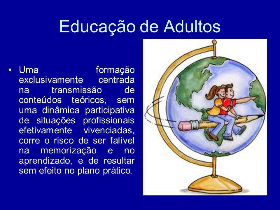Educação de Adultos