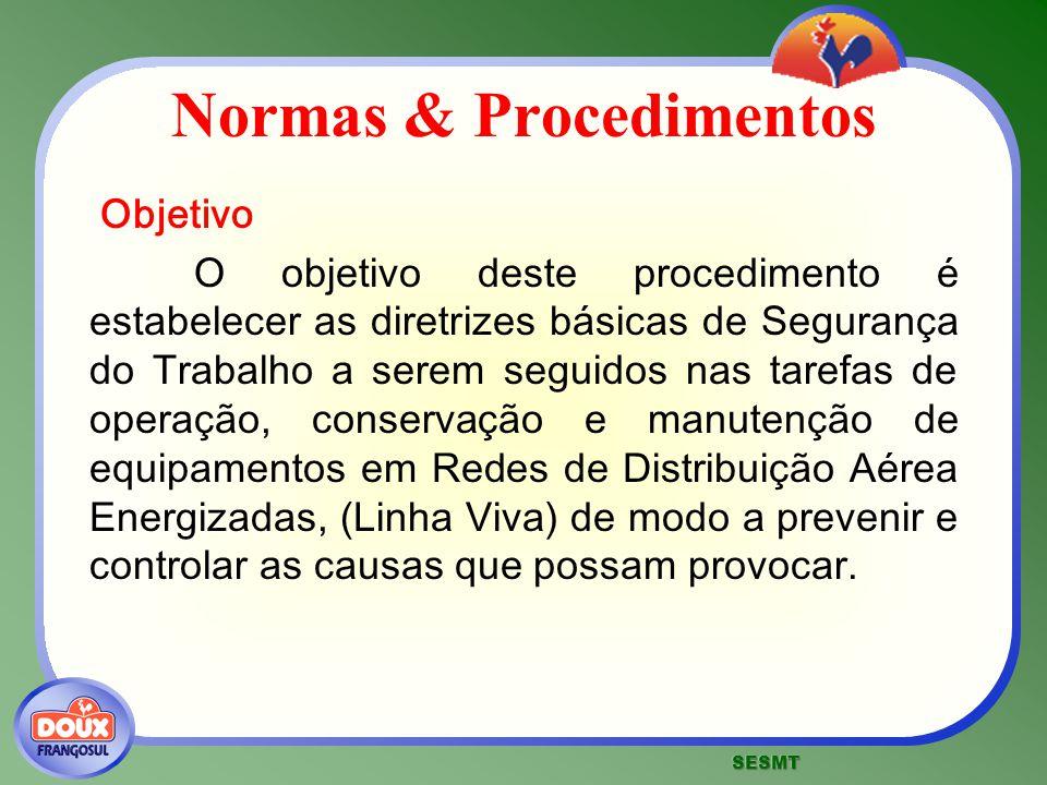 Normas & Procedimentos