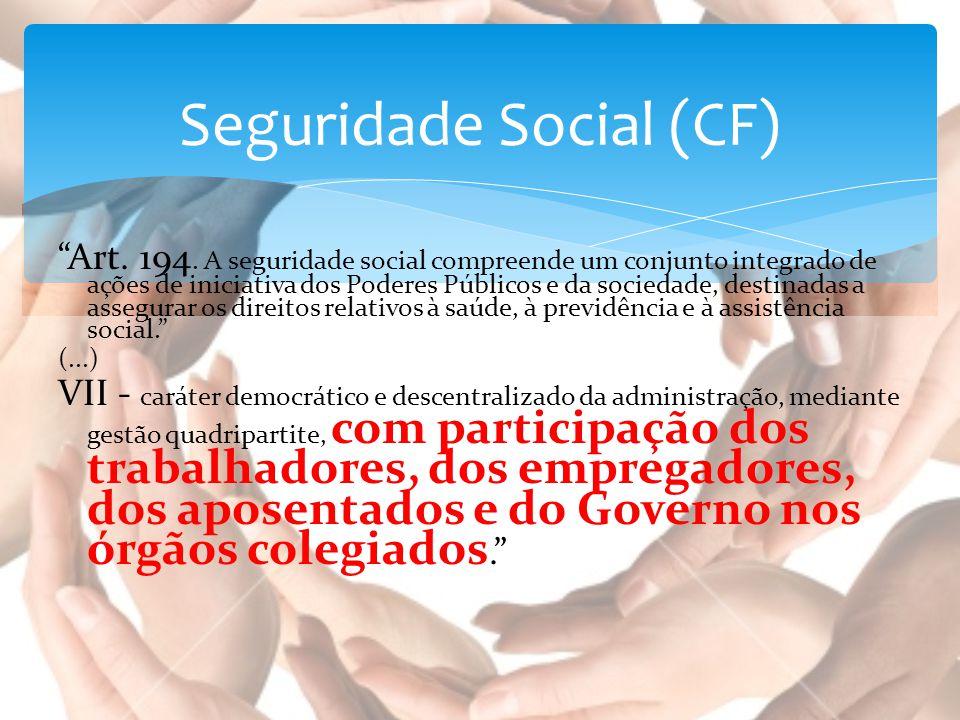 Seguridade Social (CF)