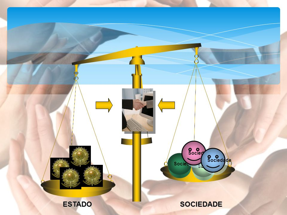Sociedade ESTADO SOCIEDADE