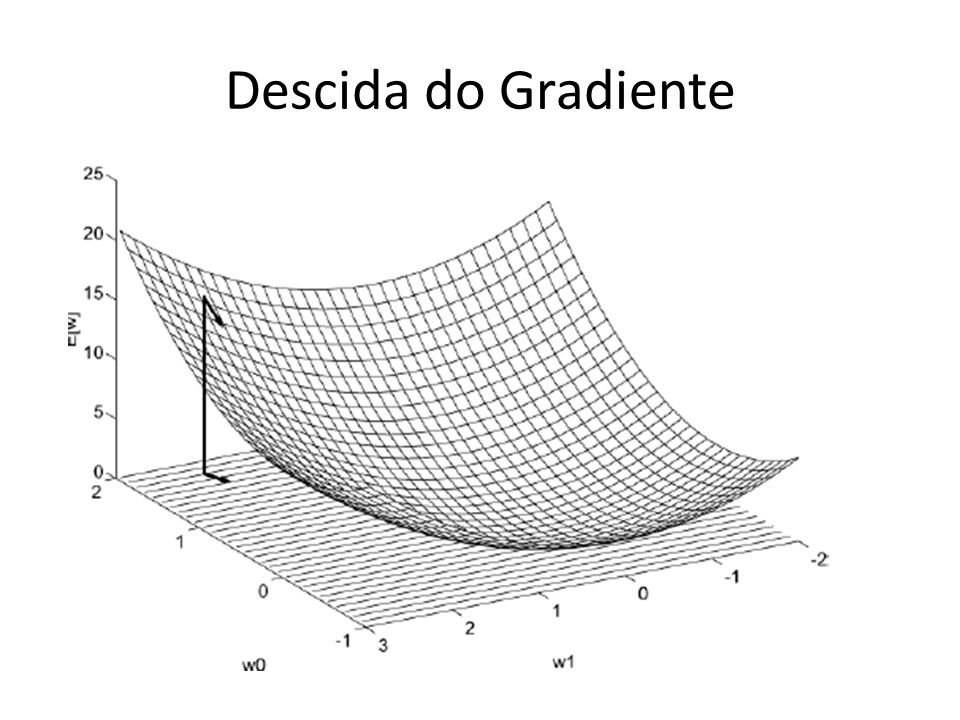 Descida do Gradiente