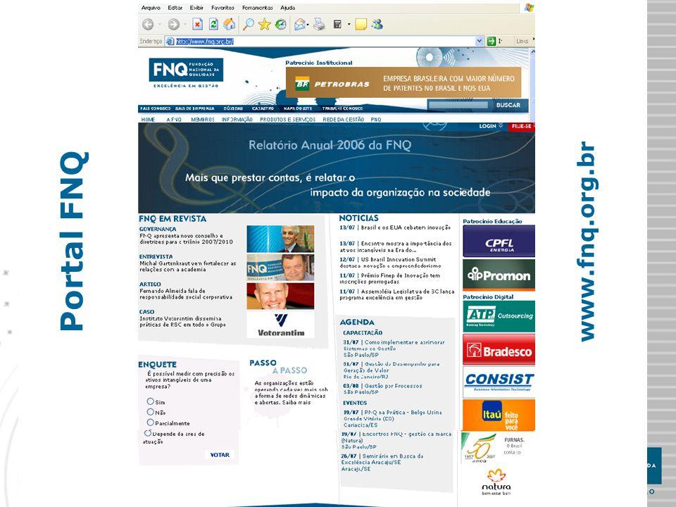 Portal FNQ www.fnq.org.br Data: 23/4/2007